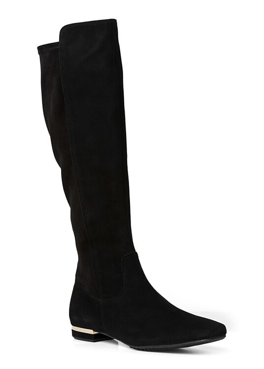 VELOUR BOOT image number 1