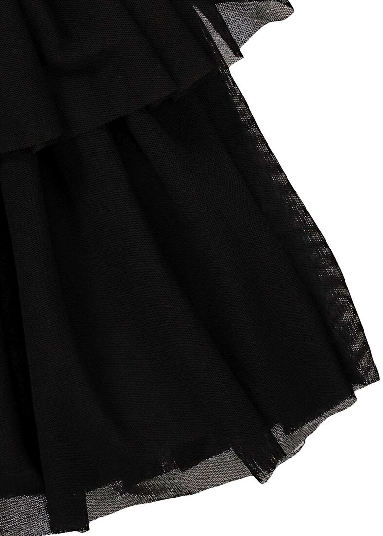 Tulle Skirt, Schwarz, large image number 2