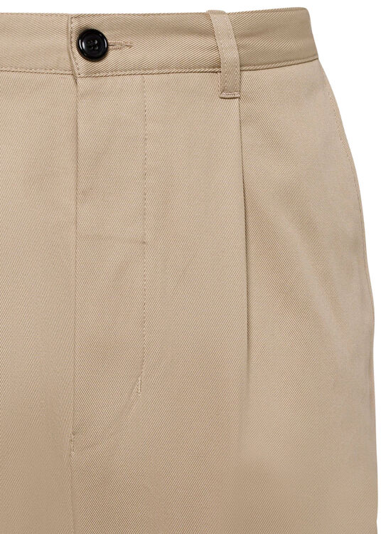 CARROT CHINO TROUSERS image number 2