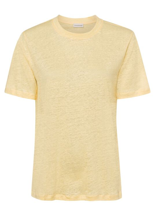 Cotton t-shirt female image number 0