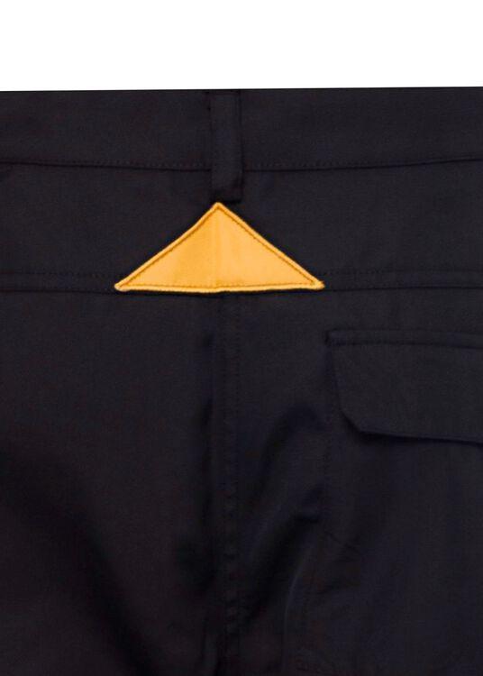 CAT POCKET PANTS BLACK image number 3