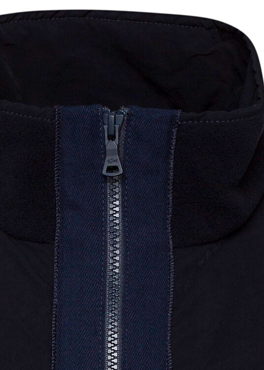TECHNICAL FABRIC CARDIGAN image number 2