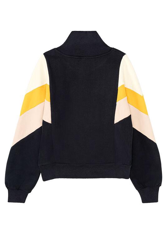 FANCHON Zip Sweater image number 1