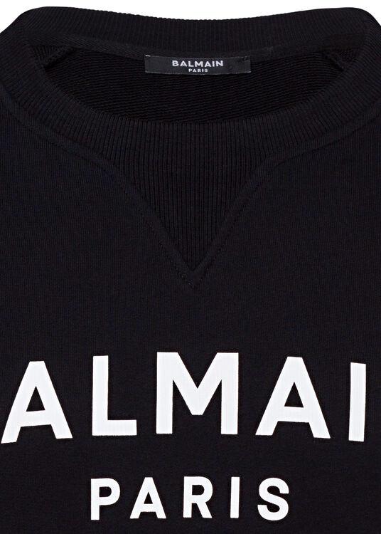 BALMAIN PRINTED SWEATSHIRT image number 2
