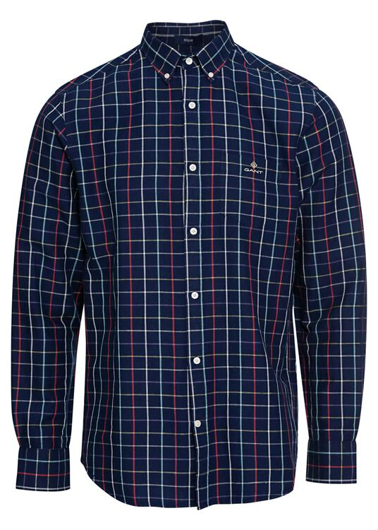 D2.REG COTTON LINEN CHECK BD image number 0