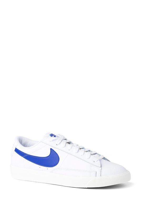 Nike Blazer Low Leather, Weiß, large image number 1