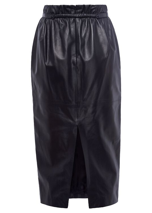LEATHER-SKIRT image number 1
