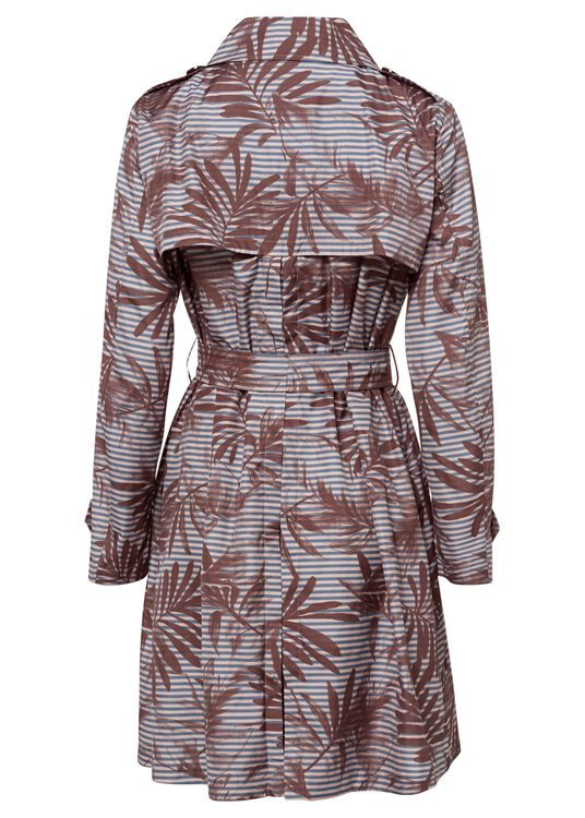 Woman's Woven Raincoat image number 1
