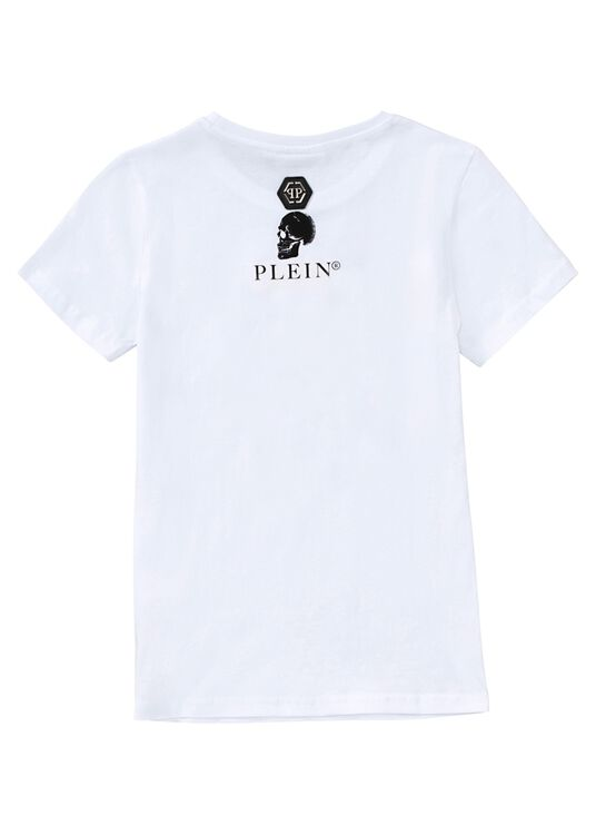Smile T-shirt Round Neck SS image number 1