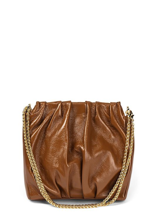 Square Vague Patent Lambskin Crossbody image number 0