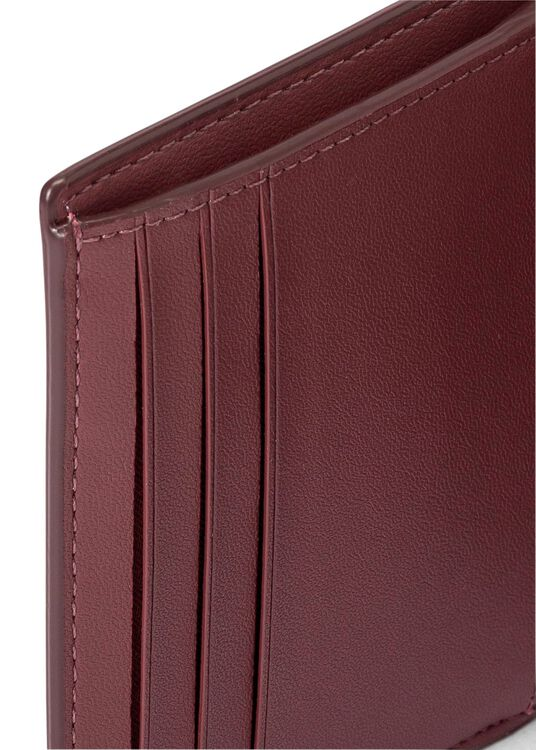 crossgrain leather wyn small wallet image number 3