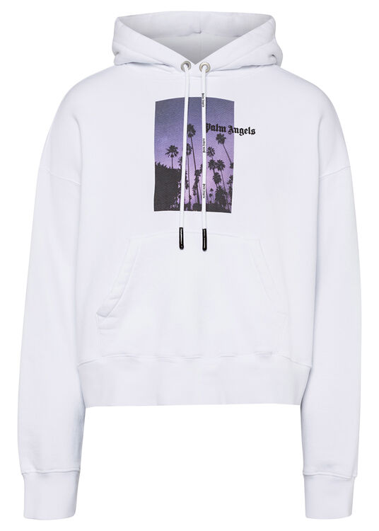 STARS AND PALMS HOODY image number 0