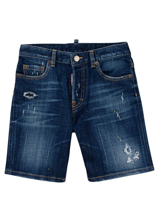 ICON Denim SHORTS image number 0