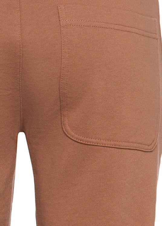 Fleece Trousers Turn, Braun, large image number 3