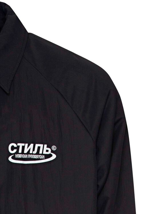 CTNMB COACH JACKET, Schwarz, large image number 2