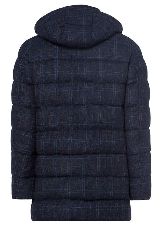 Men's Woven Half Coat image number 1
