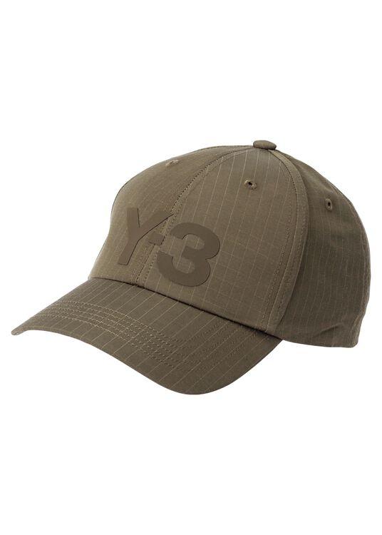 Y-3 RIPSTOP CAP image number 0
