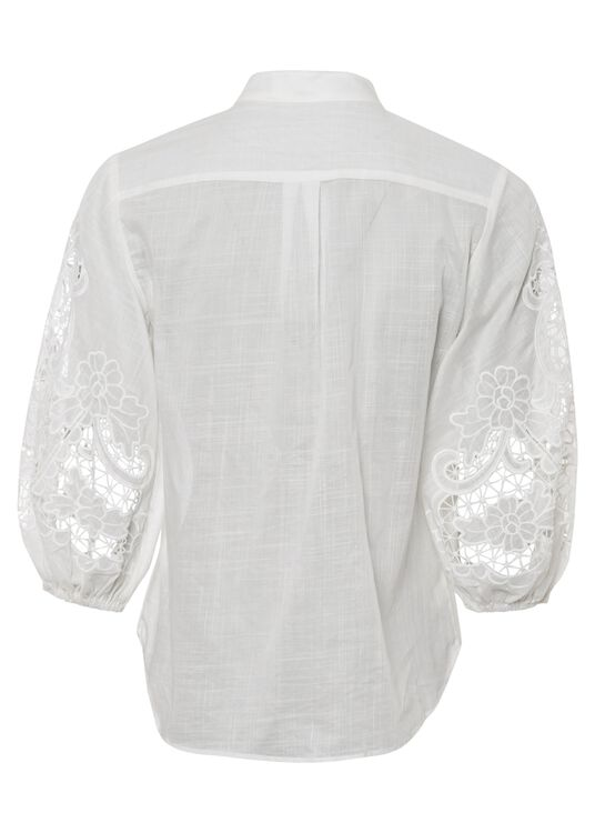 Lulu Scallop Blouse image number 1