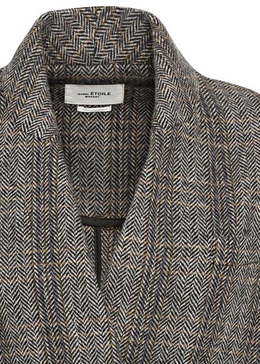 Coat HENLO image number 2