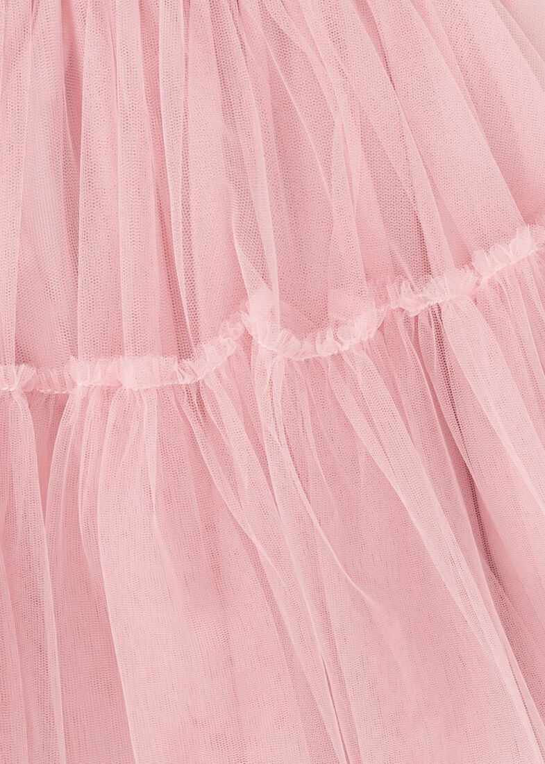 Tull Skirt, Pink, large image number 3