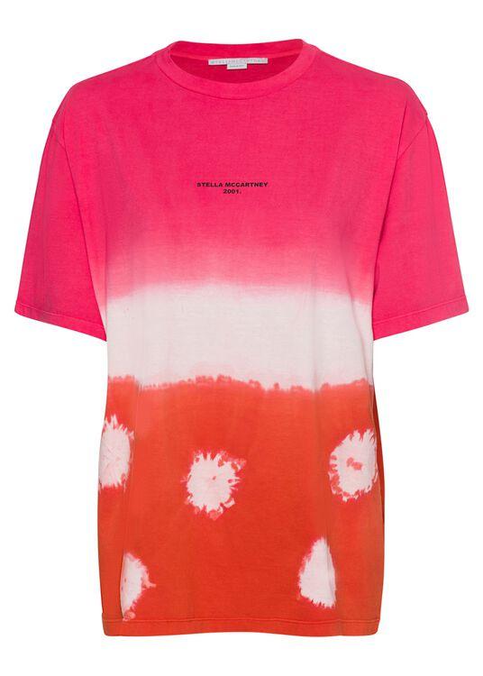 Shibori Tie Dye T-Shirt image number 0