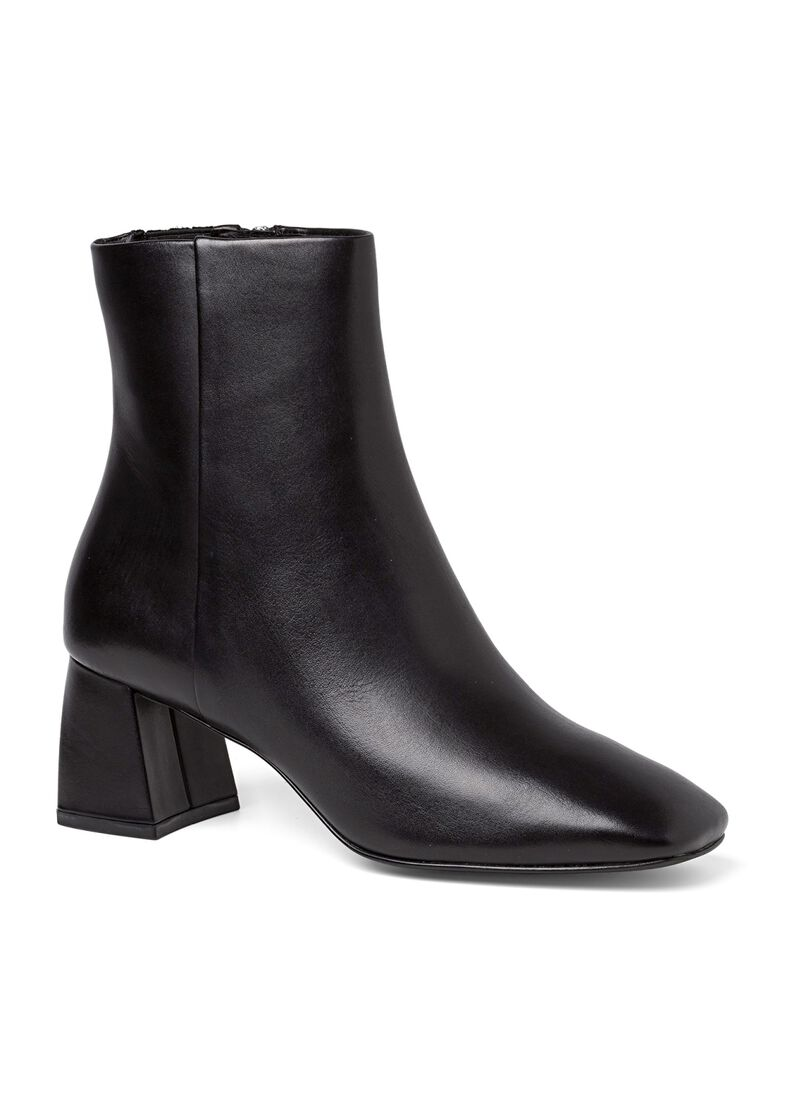 2_Giselle Ankle Boot Calf, Schwarz, large image number 1