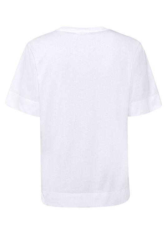 O-neck T-shirt image number 1