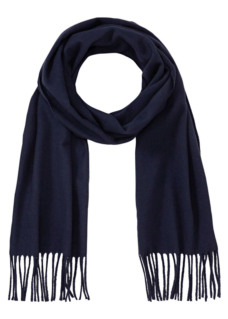 SYLAN      Wool scarf male, Blau, large image number 0
