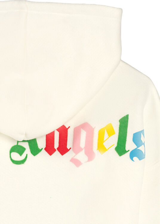 CLASSIC OVER LOGO HOODIE image number 3