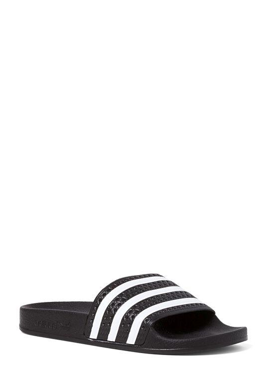 280647 Adilette classic core black/white image number 1