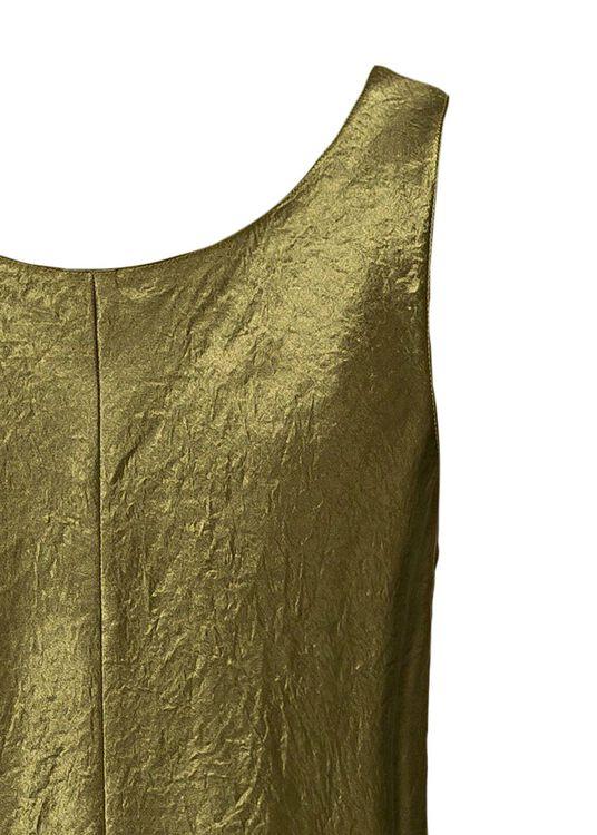 SQUARE NK TANK DRESS / SQUARE NK TANK DRESS image number 3