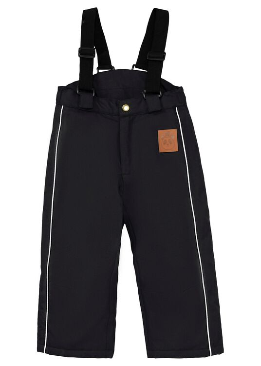 K2 Trousers, Schwarz, large image number 0