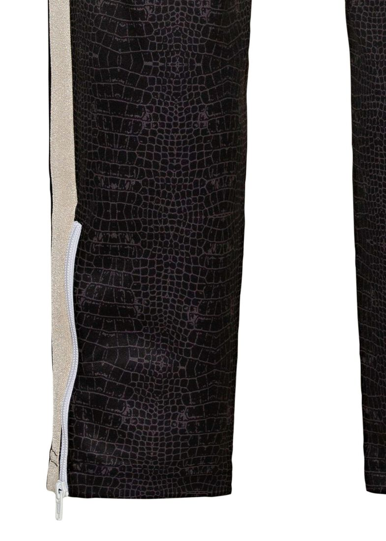CROCO TRACK PANT, , large image number 3
