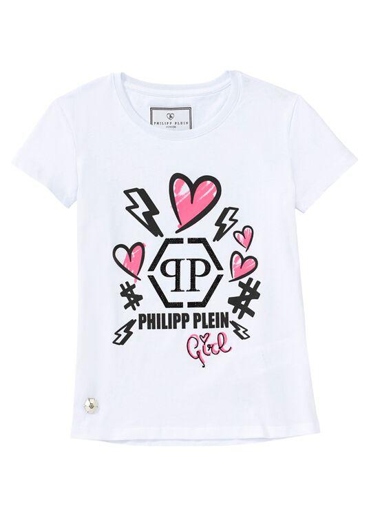 Monogram T-shirt Round Neck SS image number 0