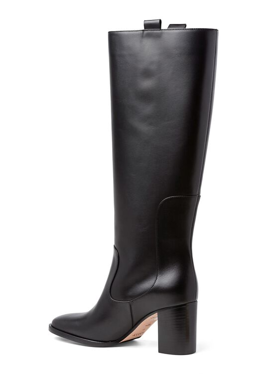 14_Donny Slouchy Boot 75mm, Schwarz, large image number 2