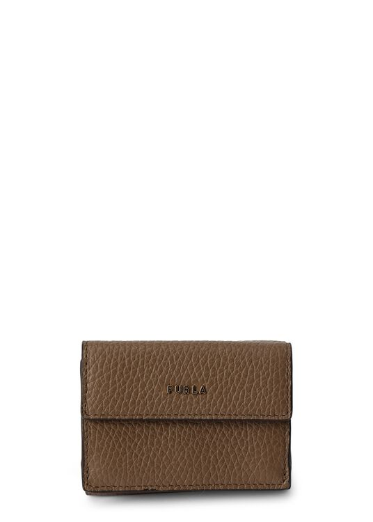 FURLA BABYLON S COMPACT WALLET TRIFOLD image number 0