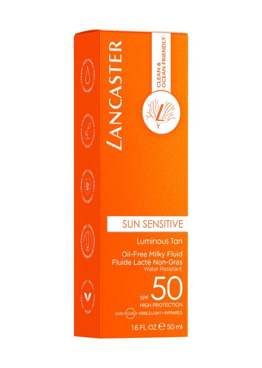 LAN CLEAN SUN SENS MILKY FLUID SPF 50 50ml image number 1