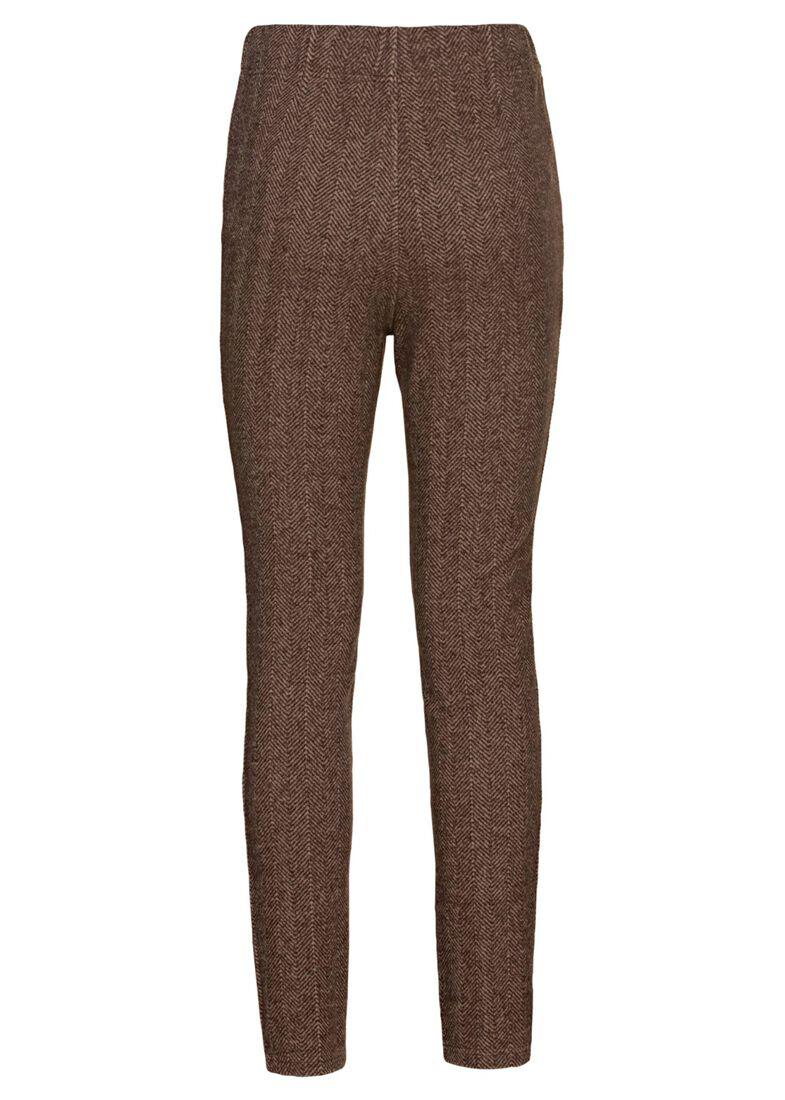 pants, Braun, large image number 1
