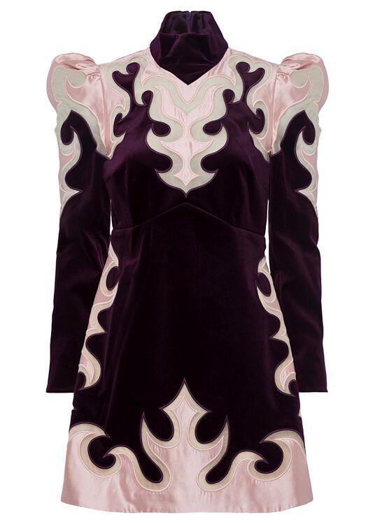 Ladybeetle Mystic Mini Dress image number 0