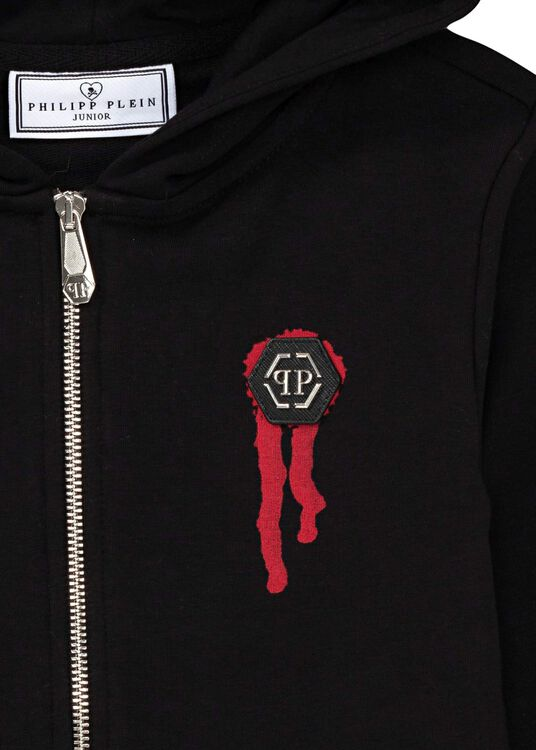 Skull Zip Jacket image number 2