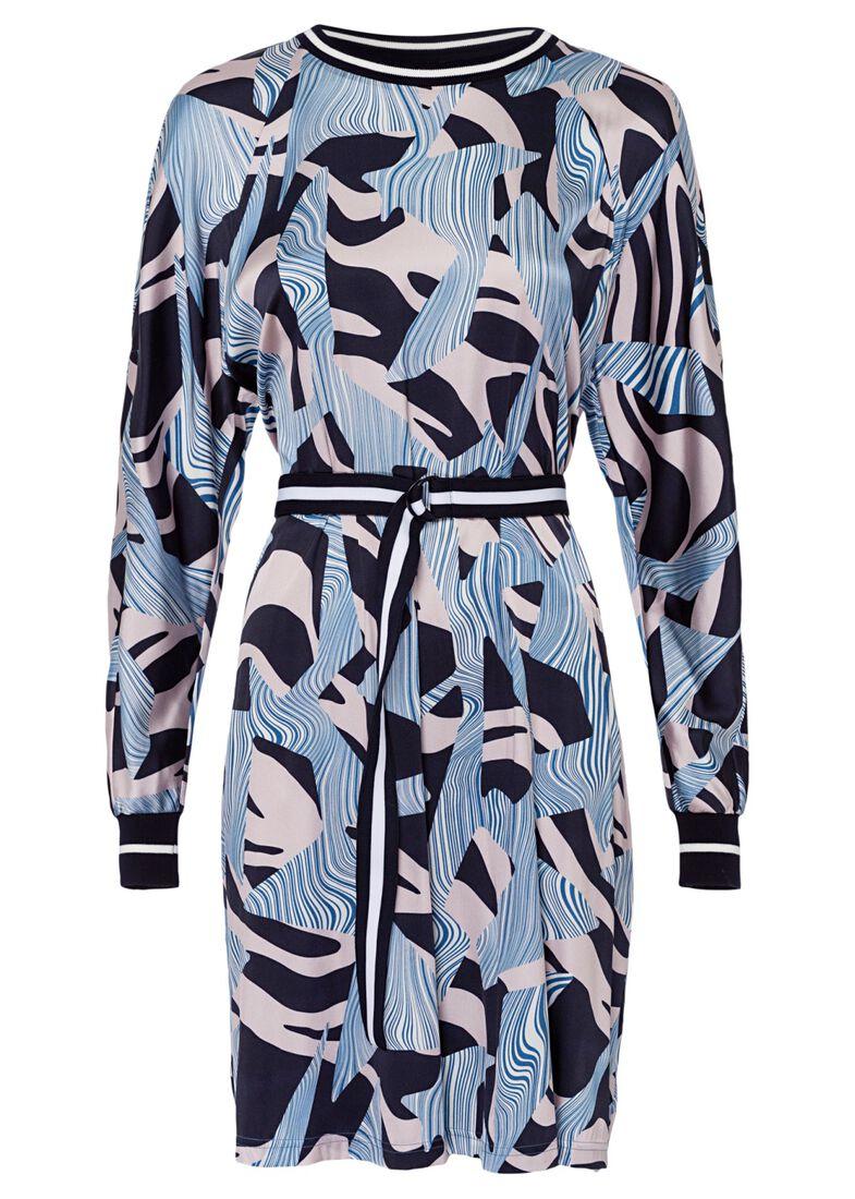 Kleid, Blau, large image number 0