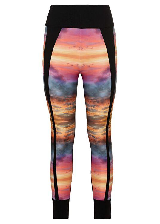 Dusk Dawn 7/8 leggings Print Multi, Mehrfarbig, large image number 0