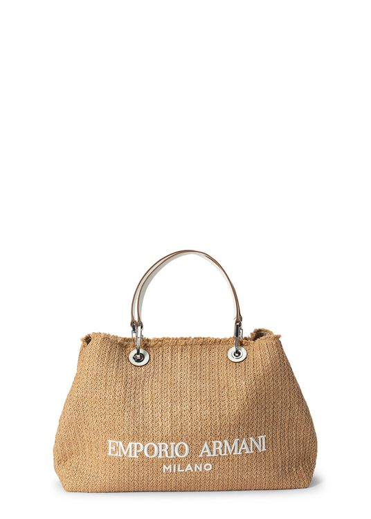 SHOPPING XL PAGLIA+VACCHETTA - SHOPPING BAG image number 0