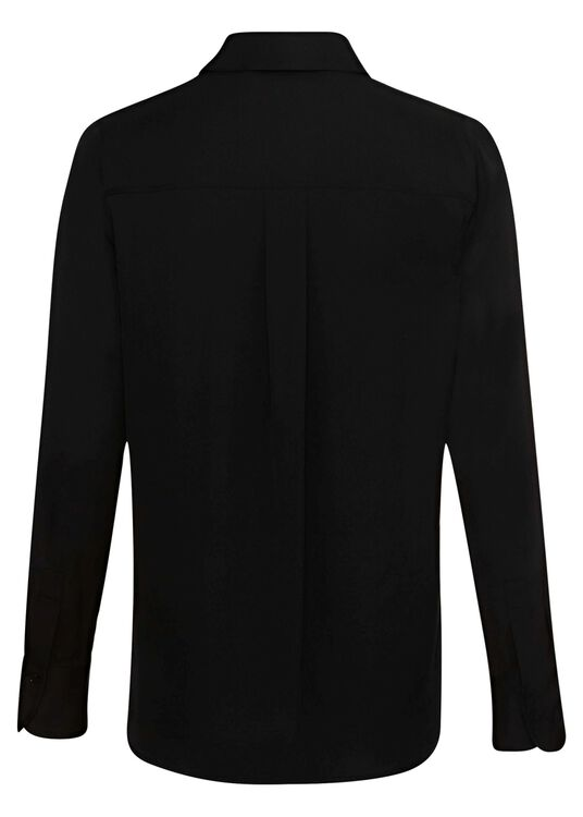 SLIM FITTED BLOUSE image number 1