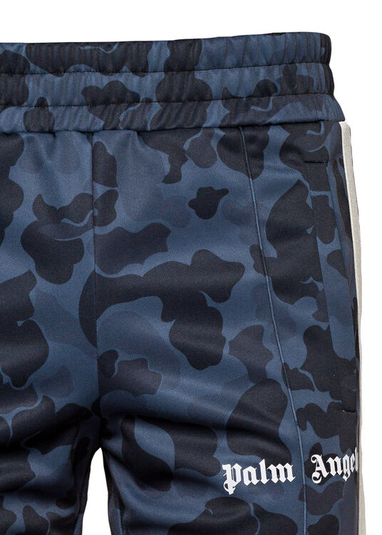 NIGHT CAMO TRACK PANTS image number 2