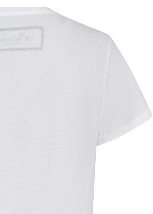 T-Shirt glitter circle tee image number 3