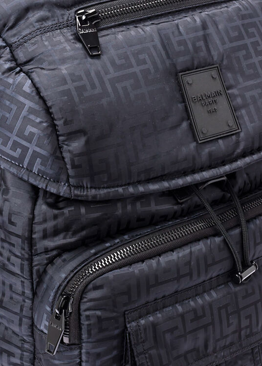 LEAGUE BACKPACK 32-NYLON MONOGRAMME image number 2