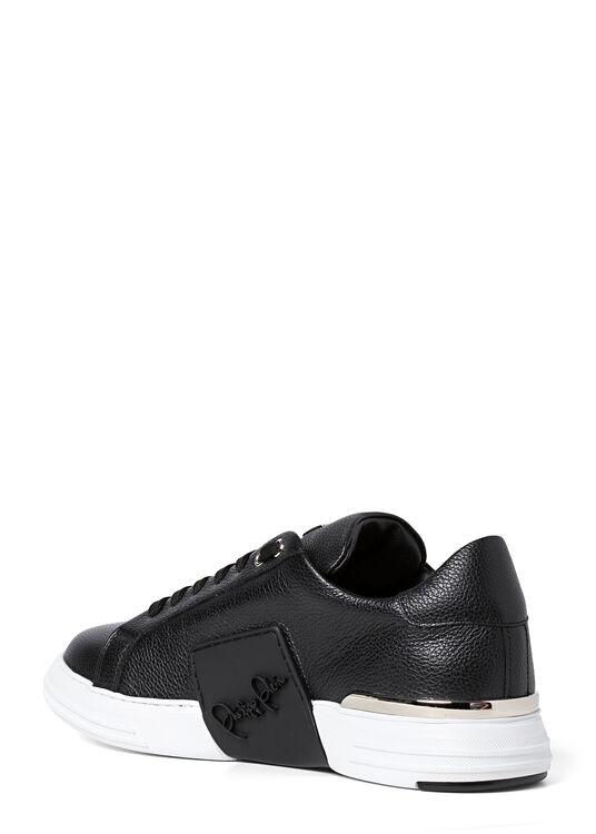 Leather PHANTOM KICK$ Lo-Top Sneakers rubber Hexagon image number 2