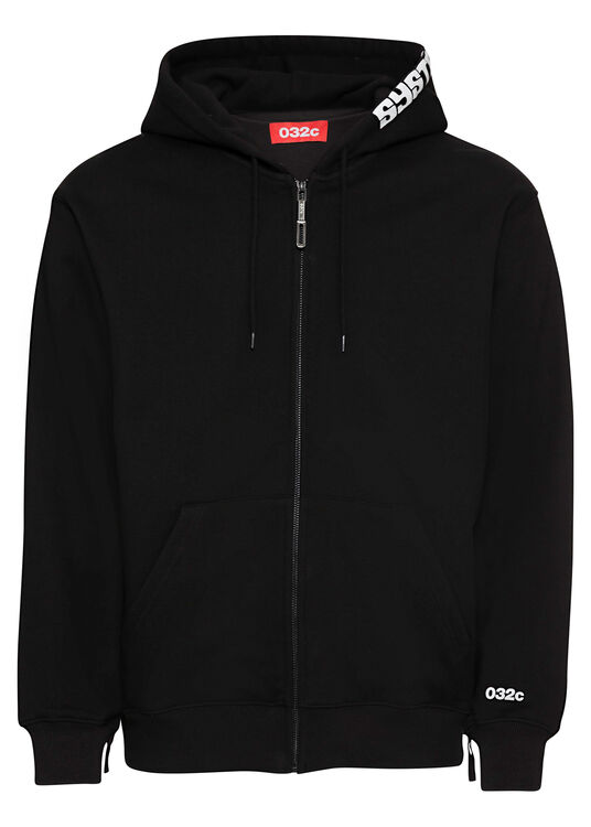 SYSTÈME REFLECTIVE ZIP-UP HOODIE image number 0