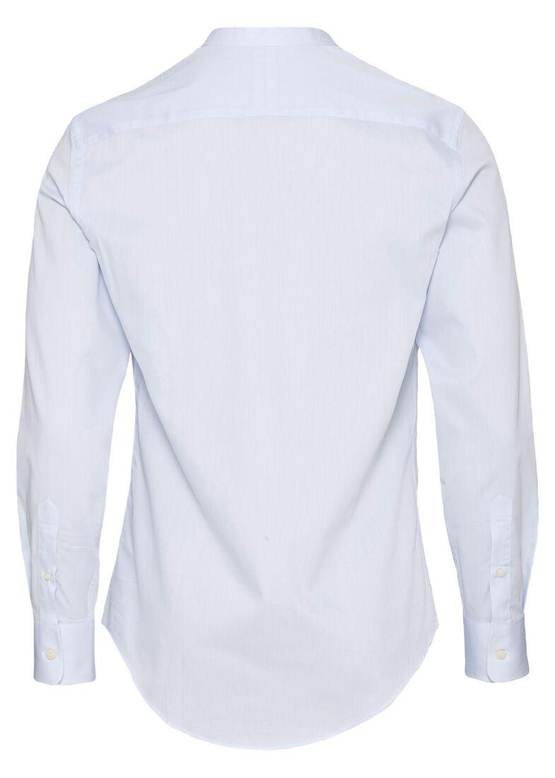 FORWARD    shirt stand-up collar, Blau, large image number 1
